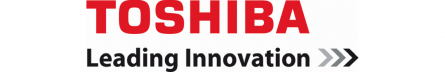 Logo Toshiba Leading Innovation